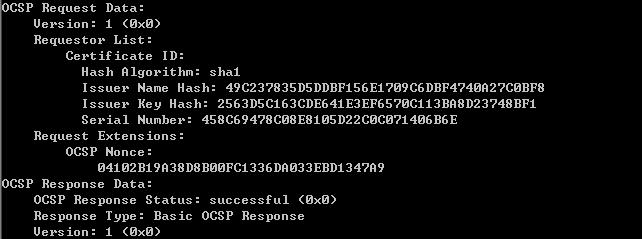 Ngnix OCSP stapling 配置指南
